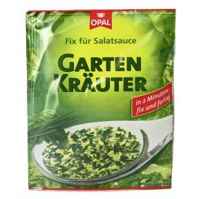 Opal Garten Kräuter 5x 10 g