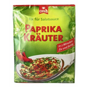 Opal Paprika-Kräuter