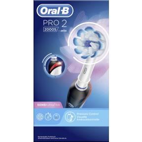 Braun Oral-B Pro2-2000s elektrische Zahnbürste