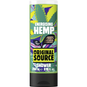 Original Source Duschgel Energising Hemp 250ML