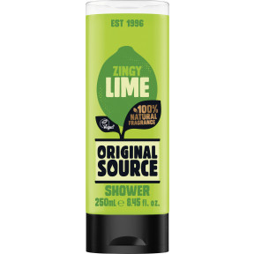 Original Source Duschgel Zingy Lime 250 ml