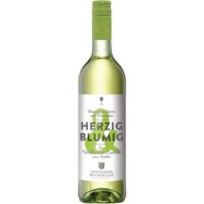 Ortenauer Weinkeller Herzig & Blumig Weißwein Cuvée feinherb 2017 0,75 ltr