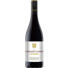 Ortenauer Weinkeller Cabernet Dorsa trocken 2016
