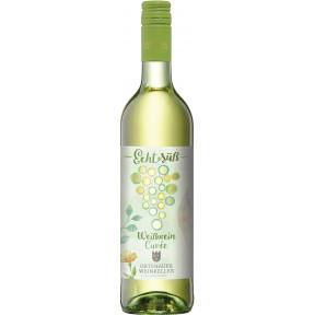 Ortenauer Weinkeller Echt Süß Weißwein Cuvée 0,75 ltr