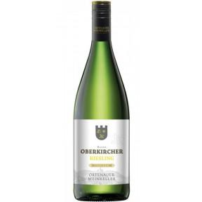 Ortenauer Weinkeller Oberkircher Riesling trocken 2018 1 ltr