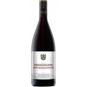Ortenauer Weinkeller Oberkircher Spätburgunder 2016 1 ltr