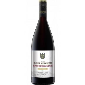 Ortenauer Weinkeller Oberkircher Spätburgunder trocken 2017 1 ltr