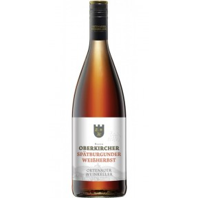 Ortenauer Weinkeller Oberkircher Weissherbst 2018 1 ltr