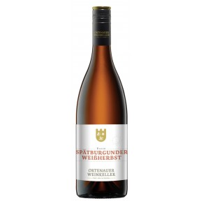 Ortenauer Weinkeller Spätburgunder Weißherbst 2019 0,75L