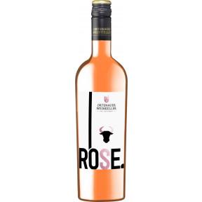 Ortenauer Weinkellerei Rosé Klassiker Pinot Meunier trocken 2017 0,75 ltr