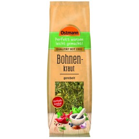 Ostmann Bohnenkraut gerebelt 30g