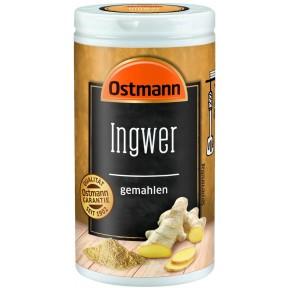 Ostmann Ingwer gemahlen