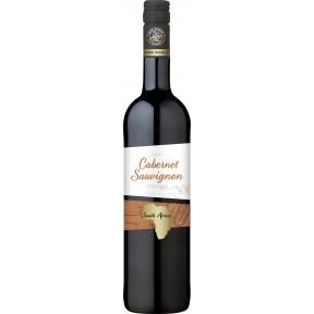 OverSeas Südafrika Cabernet Sauvignon Rotwein 2019 0,75 ltr
