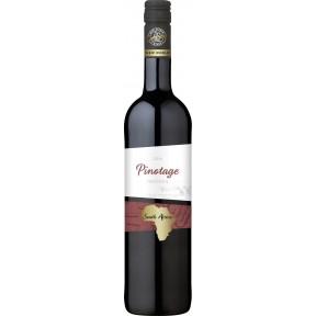 OverSeas Südafrika Pinotage Rotwein 2017 0,75 ltr