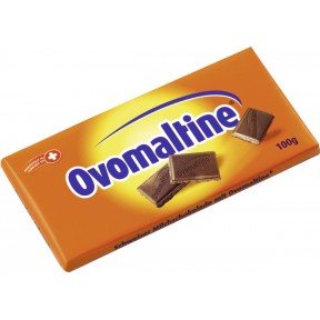 Ovomaltine Schokolade 100 g