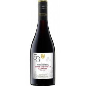 Ortenauer Weinkeller Affentaler Spätburgunder Auslese 2018 0,5 ltr