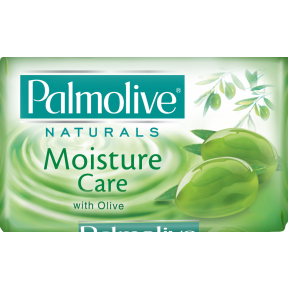 Palmolive Feste Seife Naturals Moisture Care mit Olive