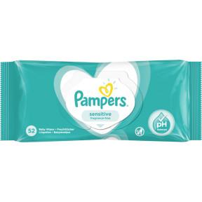 Pampers Feuchttücher Sensitive 52 Stück
