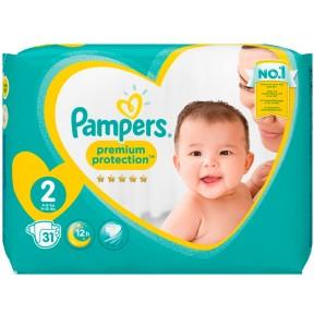 Pampers Premium Protection Gr.2 4-8kg
