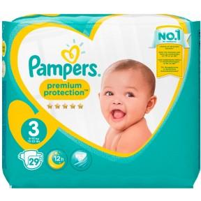 Pampers Premium Protection 3 Gr.3 6-10kg