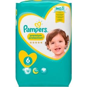 Pampers Premium Protection Gr.6 13+kg