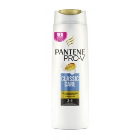 Pantene Pro-V Classic Care 2 in 1 Shampoo & Spülung