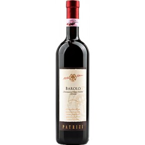 Patrizi Barolo 2012 0,75 ltr