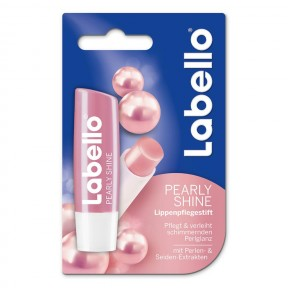 Labello Lippenpflegestift Pearly Shine