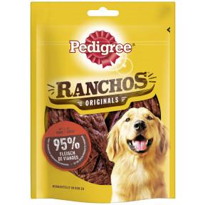 Pedigree Ranchos Originals mit Rind 70G