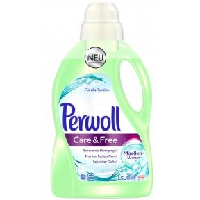 Perwoll Care & Free 1,5 ltr 20 WL