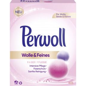 Perwoll Wolle & Feines Waschpulver 880G 16WL