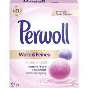 Perwoll Wolle & Feines Waschpulver 330G 6WL