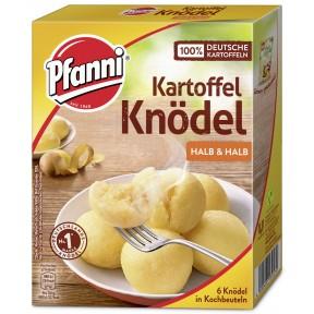 Pfanni Kartoffelknödel halb & halb 6 Stück 200 g