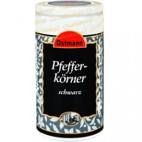 Ostmann Pfefferkörner schwarz 40g