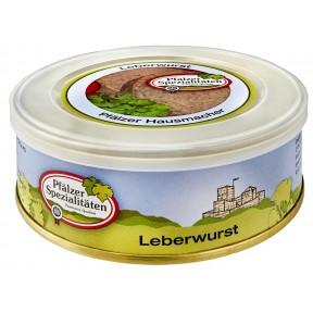 Pfälzer Spezialitäten Hausmacher Leberwurst