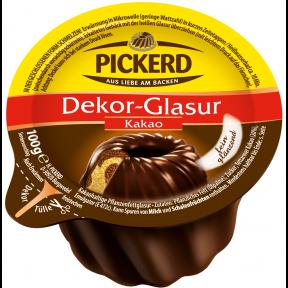 Pickerd Dekorglasur Kakao