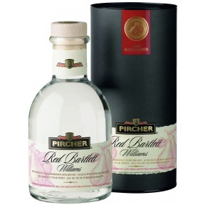 Pircher Red Bartlett Williamsbirne 0,7 ltr