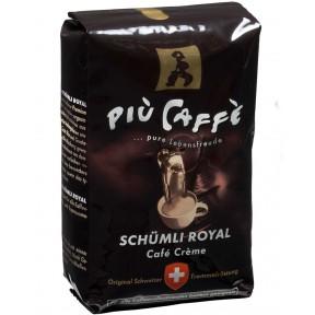 Piu Caffe Schümli Royal Kaffee ganze Bohnen 1 kg
