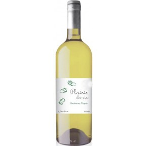 Plaisir de vie Chardonnay - Viognier Weißwein  2017