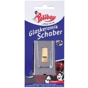 Poliboy Glaskeramik Schaber 1 Stück