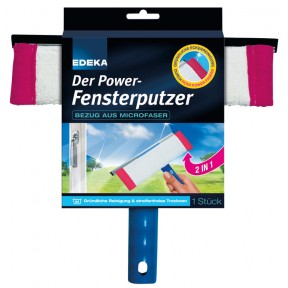 EDEKA Power-Fensterputzer