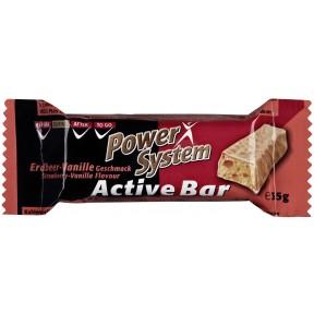 Power System Active Bar Erdbeer-Vanille Geschmack 35 g