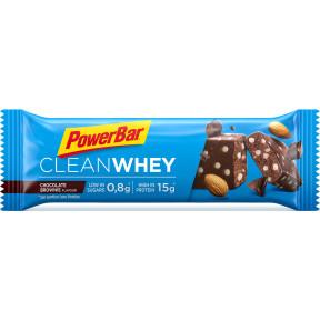 PowerBar Riegel Clean Whey Chocolate Brownie 45 g