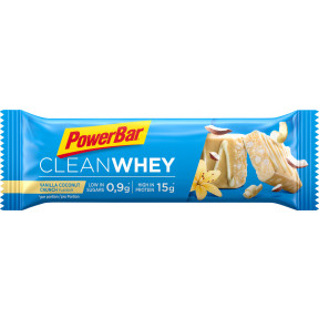 PowerBar Riegel Clean Whey Vanilla Coconut Crunch 45 g