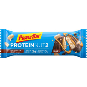 PowerBar Riegel Protein Nut2 Milk Chocolate Peanut 45 g
