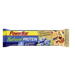 PowerBar Riegel Natural Protein Blueberry Nuts Flavour