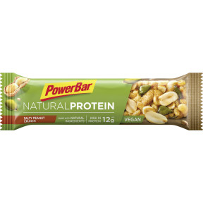 PowerBar Riegel Natural Protein Salty Peanut Crunch Flavour 40 g