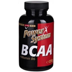 Power System BCAA + Vitamin B6
