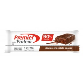 Premier Protein Double Chocolate Cookie Protein Bar 40 g