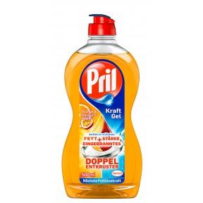 Pril Kraft-Gel Orange & Passionsfrucht Handgeschirrspülmittel